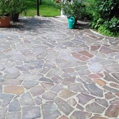 Porphyr-Mosaik